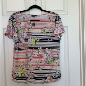 New Striped blouse from the Limited PM